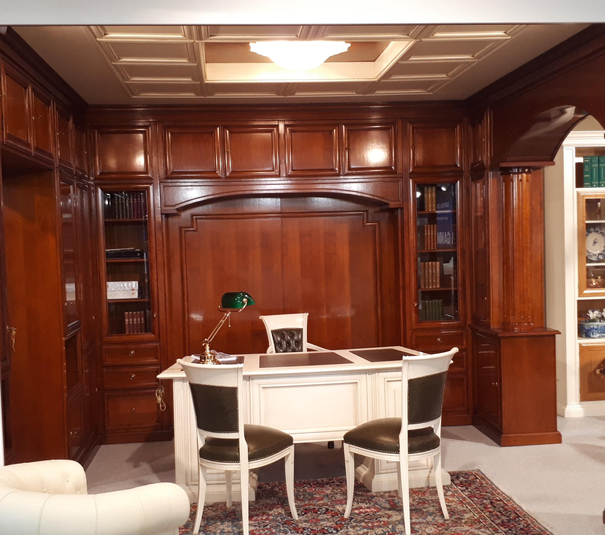 Arredamento ufficio classico arredamento ufficio stile for Arredo ufficio classico