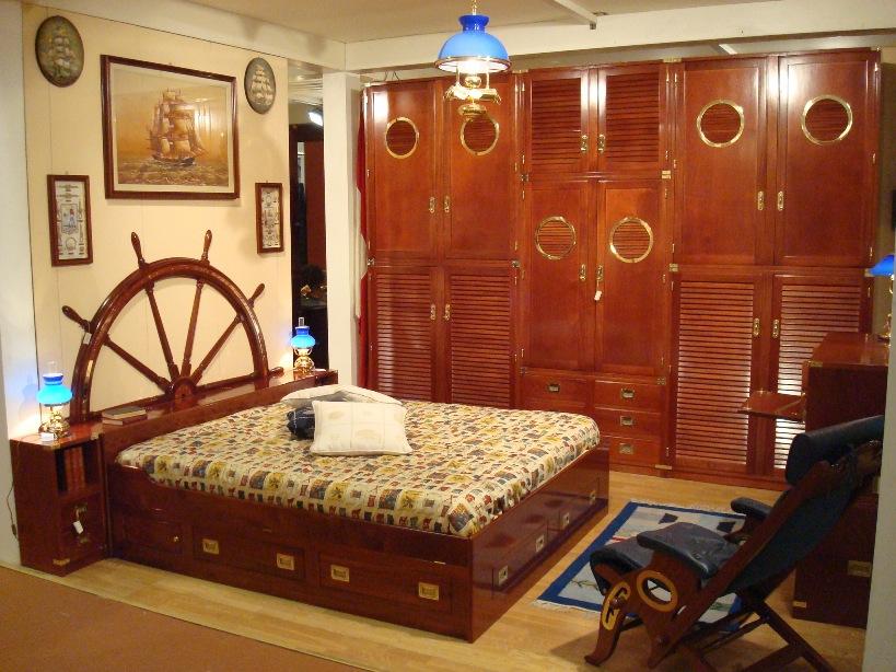 Camere artigianali in stile marina a Sarzana (SP) | Arredamenti ...