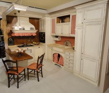 Arredamenti oscar bellotto – Cucina ad angolo rovere invecchiato con ...