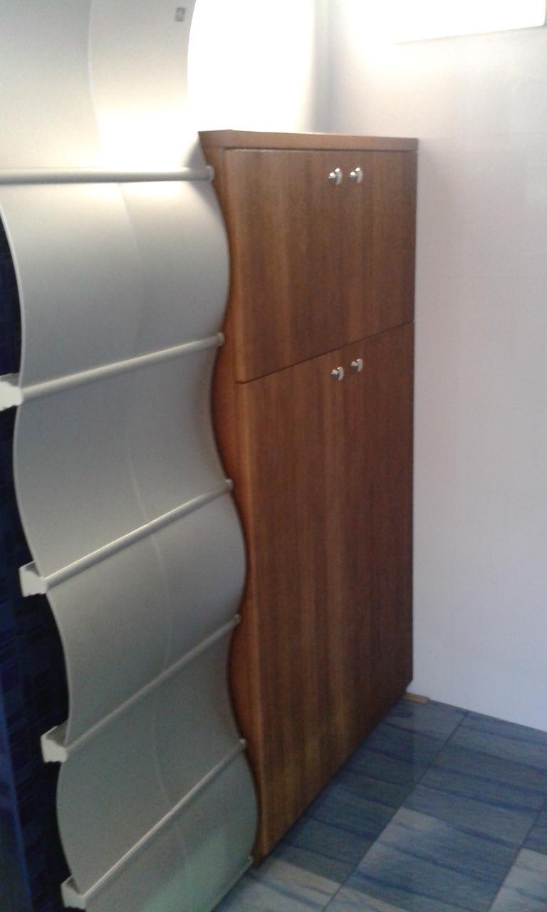 Arredamenti oscar bellotto mobile bagno teak sospeso la for Marletto arredamenti la spezia
