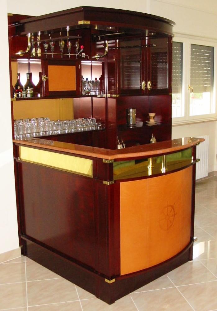 Arredamenti oscar bellotto angolo bar anno 2008 for Aurelia arredamenti